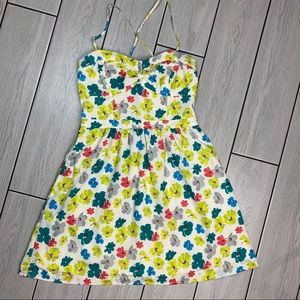 NWOT American 🦅 Outfitters Lime Blossom 👗✨💚